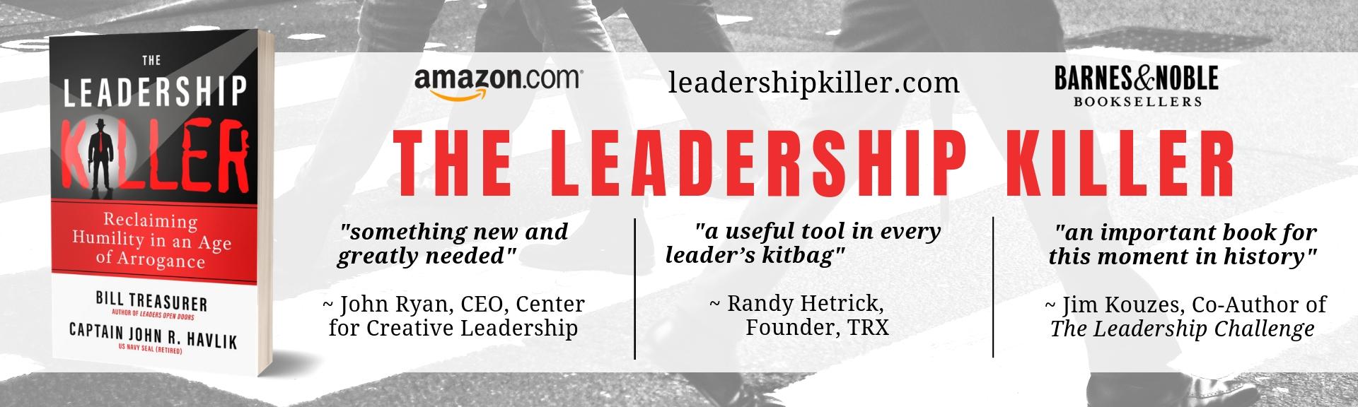 John Perkins - The Leadership Killer