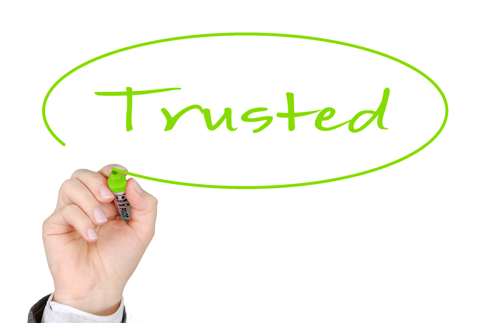 5 Keys to Building TRUST