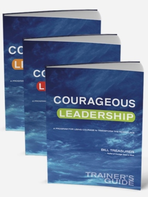 Courageous Leadership Trainer's Material