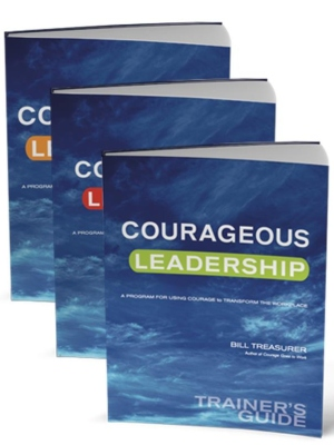 Help Leaders Overcome Fear and Adversity… With Courage!