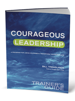 Courageous Leadership Trainer's Guide