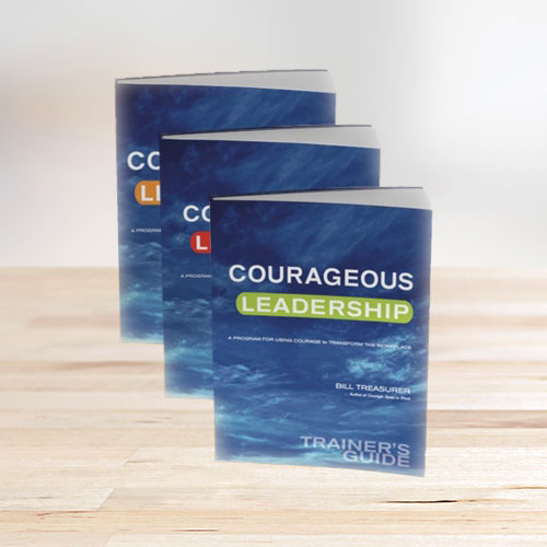 Courageous Leadership: Trainer's Program