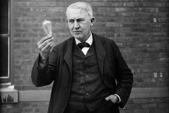 "Having an ""Edison Moment"""