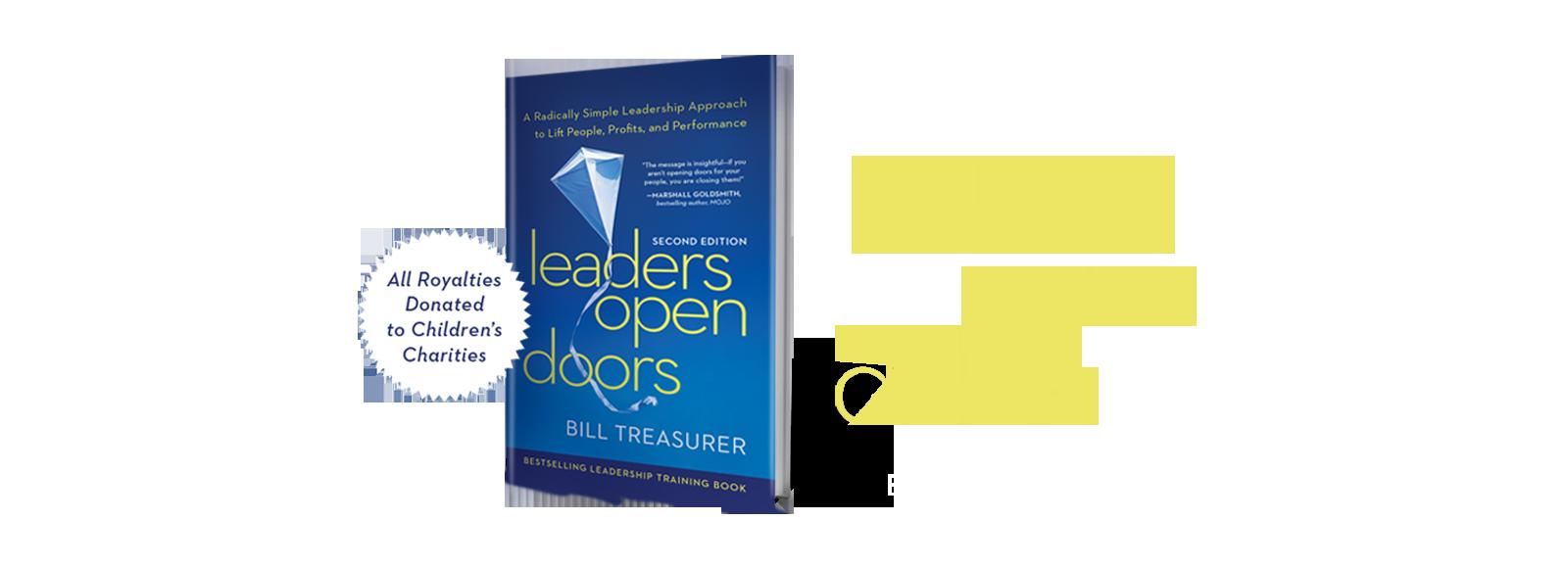 John Perkins - Leaders Open Doors